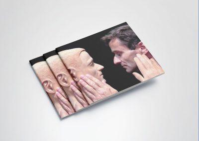 """PEP AYMERICH · Catàleg Exposició """"L'Autisme del jo"""""""